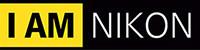 I AM NIKON logo2