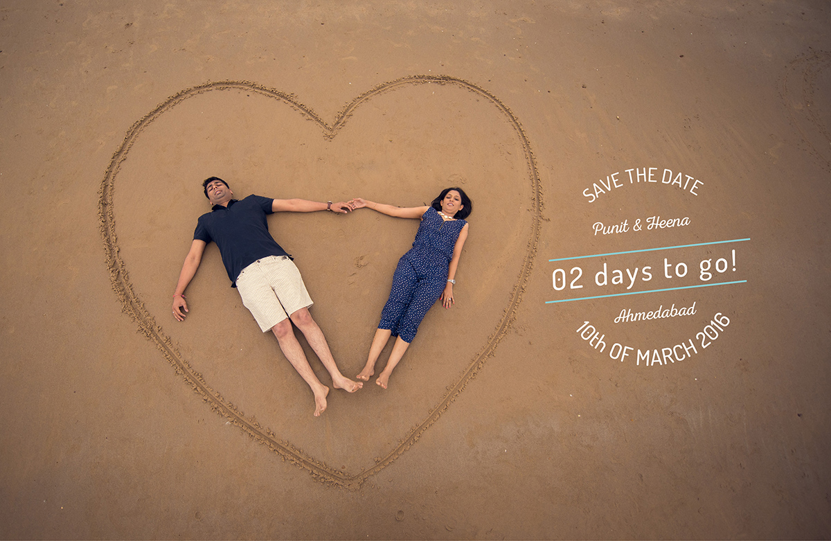 Wedding Countdown Series Western Gujarat Top Wedding Photographer